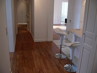 Rental apartment Paris 15ème 3 300€ CC - Picture 1