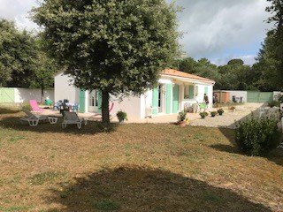 Deluxe sale house / villa Rivedoux plage 577 000€ - Picture 1