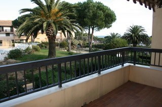 Location vacances appartement Les issambres 625€ - Photo 1