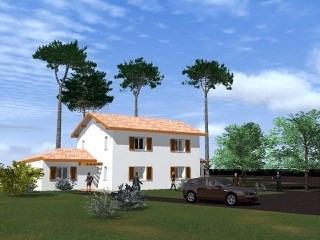 Vente maison / villa Saint vincent de tyrosse 239500€ - Photo 1