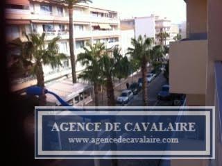 Viager appartement Cavalaire sur mer 69900€ - Photo 1