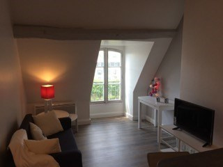 Location appartement Fontainebleau 1 216€ CC - Photo 1
