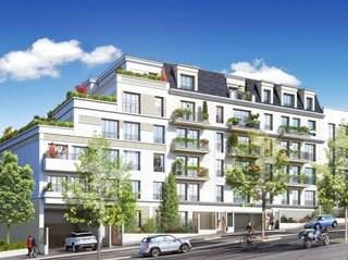 Vente appartement Chatillon 640000€ - Photo 1