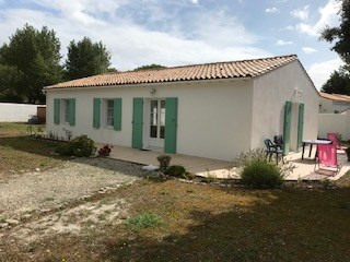 Deluxe sale house / villa Rivedoux plage 577 000€ - Picture 5