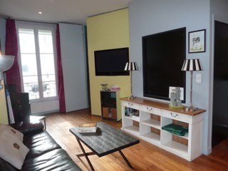 Rental apartment Paris 8ème 1700€ CC - Picture 4