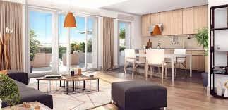 Appartement 3 pièces avec 2 Terrasses et 1 parking