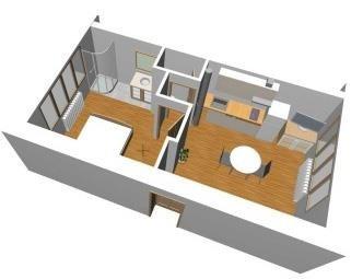Vente appartement Brison st innocent 79000€ - Photo 2