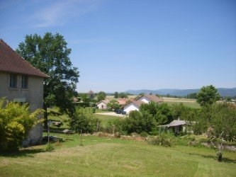 Vente terrain St victor de morestel 56 000€ - Photo 1