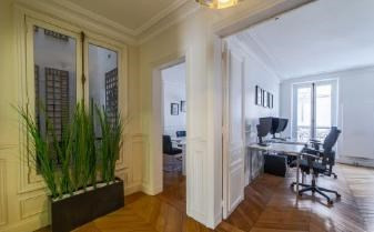 Location bureau Paris 17ème 5 417€ HT/HC - Photo 3