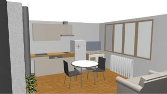 Vente appartement Brison st innocent 79 000€ - Photo 4