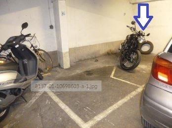 Location parking Bordeaux 45€ CC - Photo 1