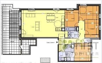 Immobile residenziali di prestigio appartamento Aix les bains 695000€ - Fotografia 2