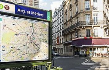 Commercial lease transfer shop Paris 3ème 85 000€ - Picture 1