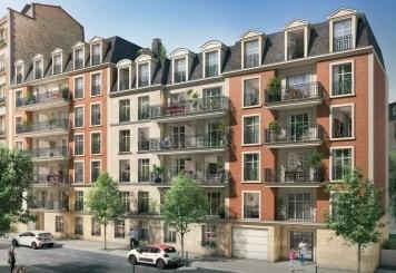 Vendita nuove costruzione La garenne-colombes  - Fotografia 3