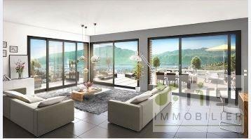 Immobile residenziali di prestigio appartamento Aix les bains 695000€ - Fotografia 3