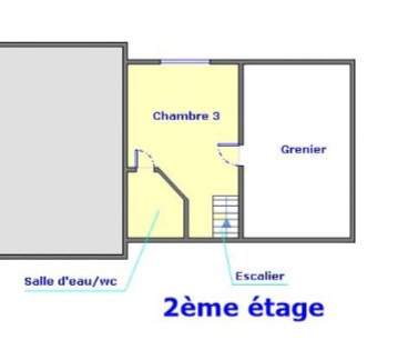Vente maison / villa Saint-paul-en-forêt 170000€ - Photo 14