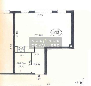 Vente appartement Rueil malmaison 180000€ - Photo 4