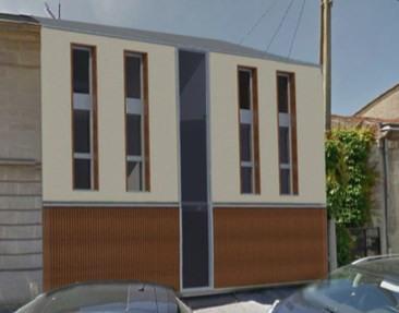 Vendita terreno Bordeaux 215000€ - Fotografia 1