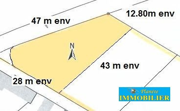 Vente terrain Plozévet 43 827€ - Photo 2