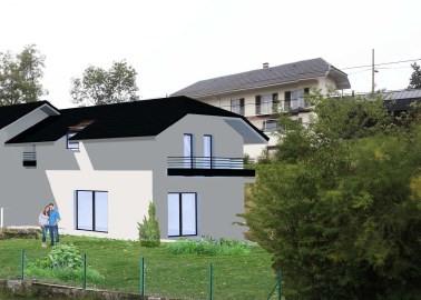 Vente maison / villa Aix les bains 445000€ - Photo 1