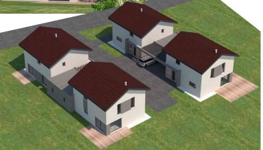 Maison Saint Genis Pouilly 5 pièce(s) 117 m2