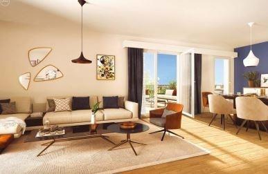 Producto de inversión  apartamento Villeurbanne 355000€ - Fotografía 2