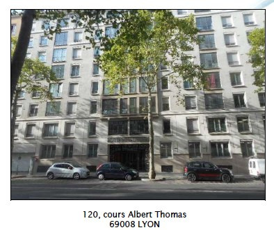 Rental apartment Lyon 8ème 768€ CC - Picture 8