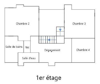 Sale house / villa Montlignon 547000€ - Picture 4
