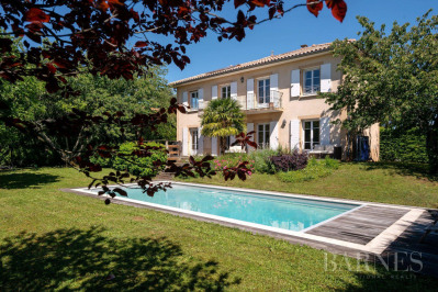 Collonges-au-Mont-d'Or - House of 184 sqm - Land of 1,125 sqm wi