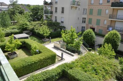 4 pièces de 87 m² avec box et balcon