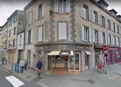Vente fonds de commerce boutique Quimper