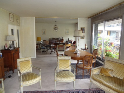 Vente Appartement Paris Ranelagh - 154.07 m²