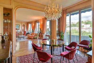 Lyon 6 - Tête d'Or - Apartment of 177 sqm - 3/4 bedrooms