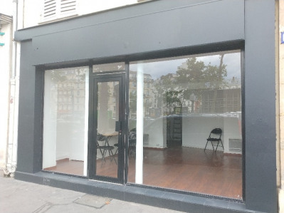 Local commercial Neuilly Sur Seine 33 m2