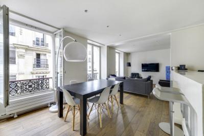 Duplex d'architecte 91m² - 2 chambres