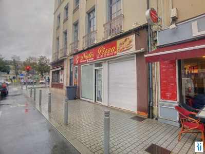 Local commercial Rouen 20 m²
