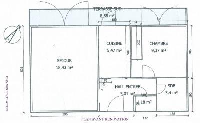 Produit d'investissement appartement Vallauris (06220)