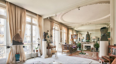 Vente Appartement Paris Saint-Sulpice - 109 m²