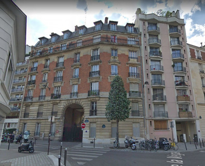 Appartement Paris 2 pièce (s) 43.61 m²