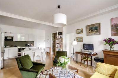 Lyon 6 - Foch - Apartment 97 sqm - 3 Bedrooms - Balcony