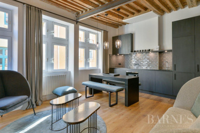 Lyon 5 - Saint-Georges - Exceptional furnished apartment of 55 s