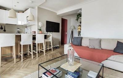 Paris 75017 - batignolles - appartement 3 pièces
