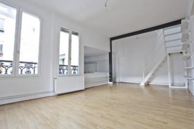 Duplex atypique - 2 chambres - calme et lumineux