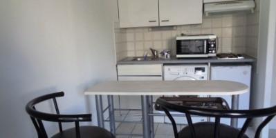 Appartement meublé 1 pièce