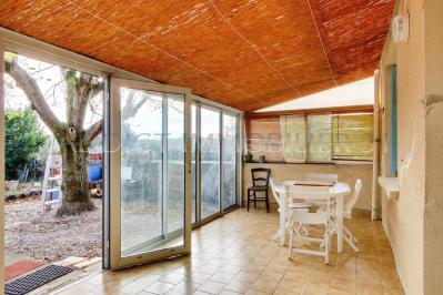 Maison de 127m² habitable avec jardin de 579m²