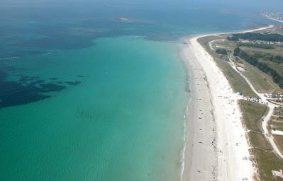PENMARC'H - Terrain de 1.050 m² à 2 km des plages