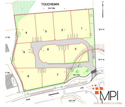 Terrain Saint Thurial 402 m²