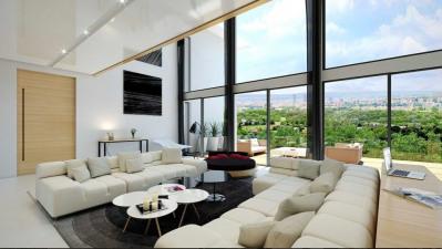 Duplex 4 pièces - dernier étage