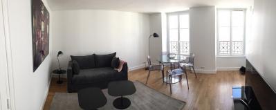 Appartement 2 pièces meublé - refait