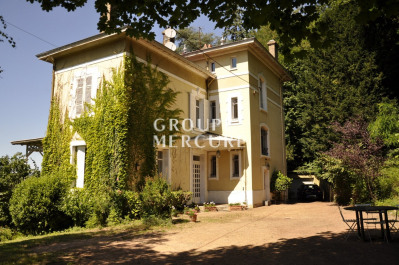 FOR SALE NICE PROPERTY NEAR OMBROSA SCHOOL - CALUIRE ET CUIR